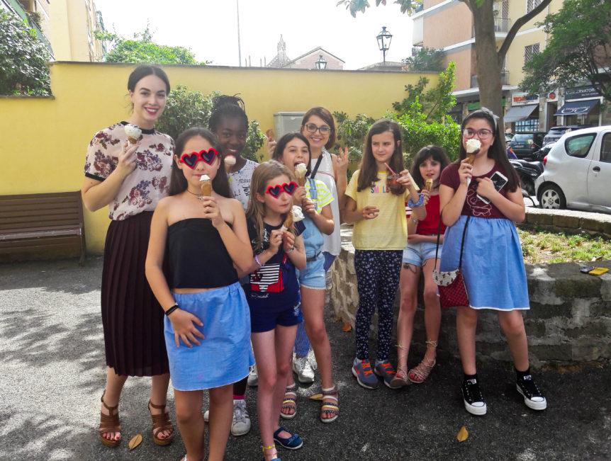 Scuola di inglese Roma - Ludoteca inglese Roma - Laboratori per bambini Roma